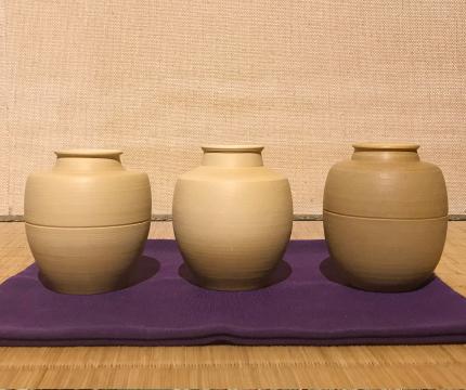 History of Takatori ware